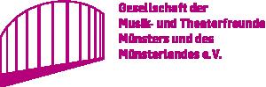 Gesellschaft der Musik- und Theaterfreunde Münsters und des Münsterlandes e.V. ! Logo